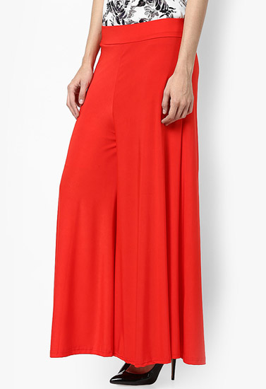 Snazzyway-Modern-Relaxed-Fit-Red-Palazzo-Trouser-2.jpg