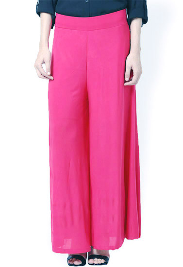 Snazzyway-Spring-To-Pink-Flare-Palazzo-Trouser-2.jpg