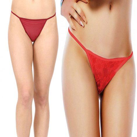 Ladies-Red-Maroon-Pk-Of-2-Lace-G-String.jpg
